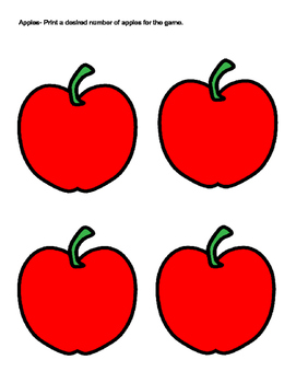 Good Apple OPEN ENDED GAME, Speech Therapy