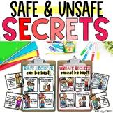 Safe & Unsafe Secrets Child Abuse Prevention & Erin's Law Bag Sorting Activity!