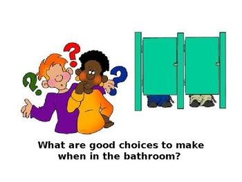 Good Bathroom Choices