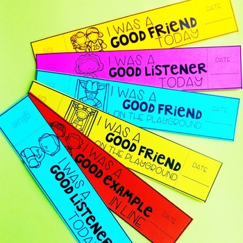 Good Behavior Award Bracelets