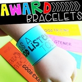 Good Behavior Award Bracelets
