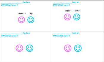 Good Behavior Notes