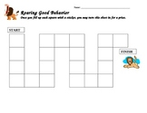 Good Behavior Star Chart