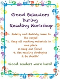Good Behavior in Reading