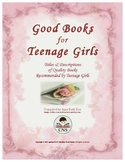 Concise Concepts for Reading:  Good Books for Teenage Girls