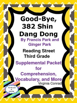 Good-Bye, 382 Shin Dang Dong--Supplemental Packet--Third G