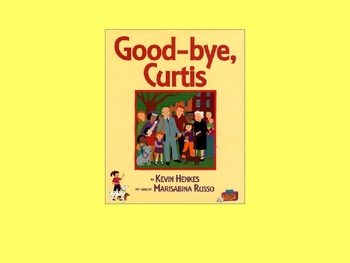 Good-Bye Curtis Harcourt Trophies 2nd grade Power Point by Jenna Wamer