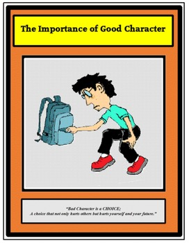 Social Skills - Life Skills - GOOD CHARACTER - Social Skills Lesson