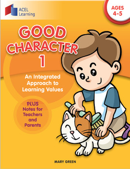 Good Character – Activities for Character Building (Book 1)