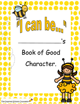 Good Character Coloring Book