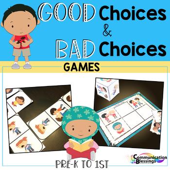 Good Choice Bad Choice Games