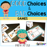 Good Choice Bad Choice Games