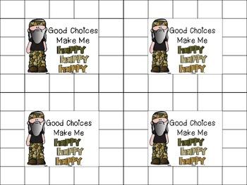 Good Choice Make Me Happy Happy Happy Duck Dynasty Tribute