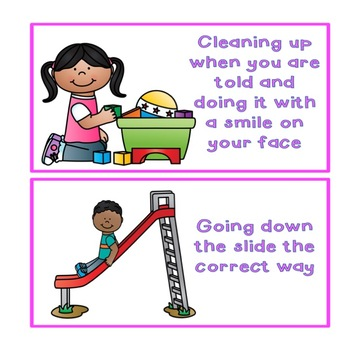 Good Choices Activity