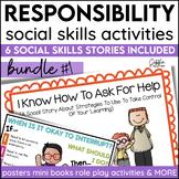 Social Stories Good Choices Bundle Print Digital Video