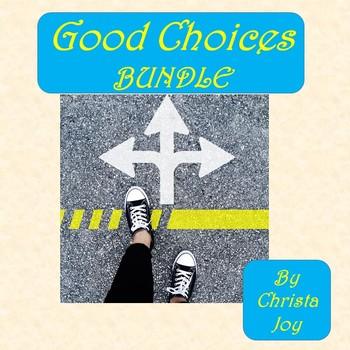Good Choices Social Story BUNDLE
