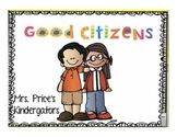 Good Citizen Book