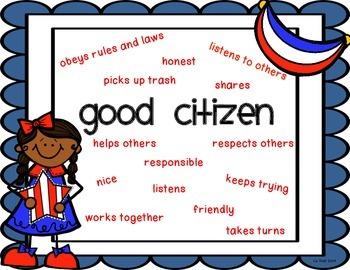 Good Citizen Poster