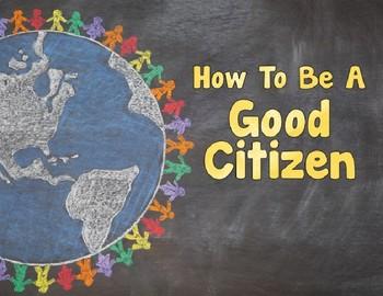 Good Citizen PowerPoint Game