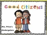 Good Citizen Powerpoint Presentation