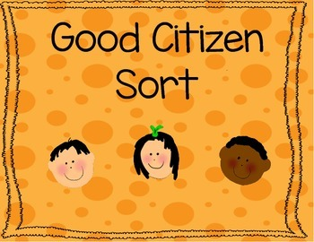 Good Citizen Sort