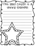 Good Citizen Writing Paper