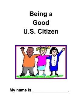 Good Citizen booklet