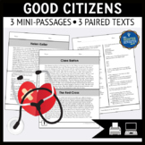 Good Citizens Reading Passages