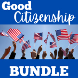 Good Citizenship Activity BUNDLE