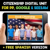 Good Citizenship Digital Activities for Google and Seesaw