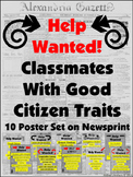 Good Citizenship Posters