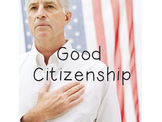 Good Citizenship PowerPoint Presentation