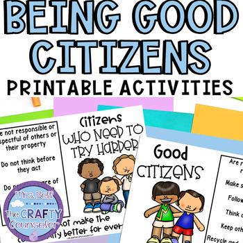 Good Citizenship Skills