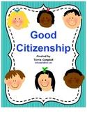 Good Citizenship Unit