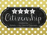 Good Citizenship {{freebie}}