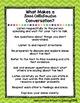 Good Collaborative Conversation Poster - Wonders McGraw Hill 4th - 6th Grade