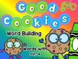 Good Cookies Word Building – Words with Variant Vowel oo, u