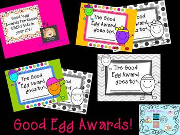 Good Egg Awards