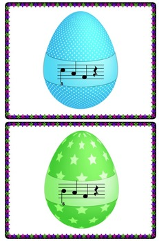Good Egg/Rotten Egg Melody Game: Do