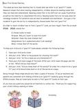 """Good Fit Books"" parent letter (Daily Five)"