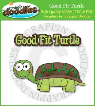Good Fit Turtle Reading Strategy