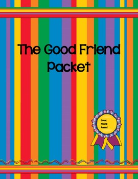 Good Friends Packet