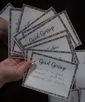 Good Gossip Kindness Cards