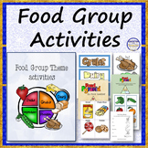 FOOD GROUP Theme Bundle