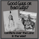 Good Guys or Bad Guys? of the Wild West