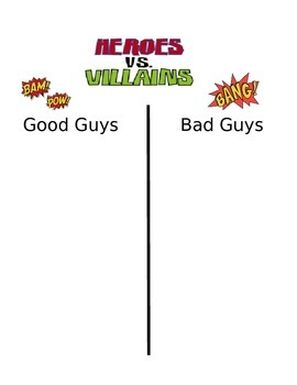 Good Guys versus Bad Guys - A /k, g/ Connected Speech Activity