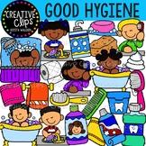 Good Hygiene Clipart {Creative Clips Clipart}