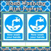 Hand Washing Reminder Mini Poster