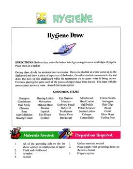 Good Hygiene Lesson