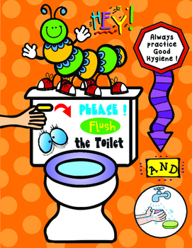 Good Hygiene Posters